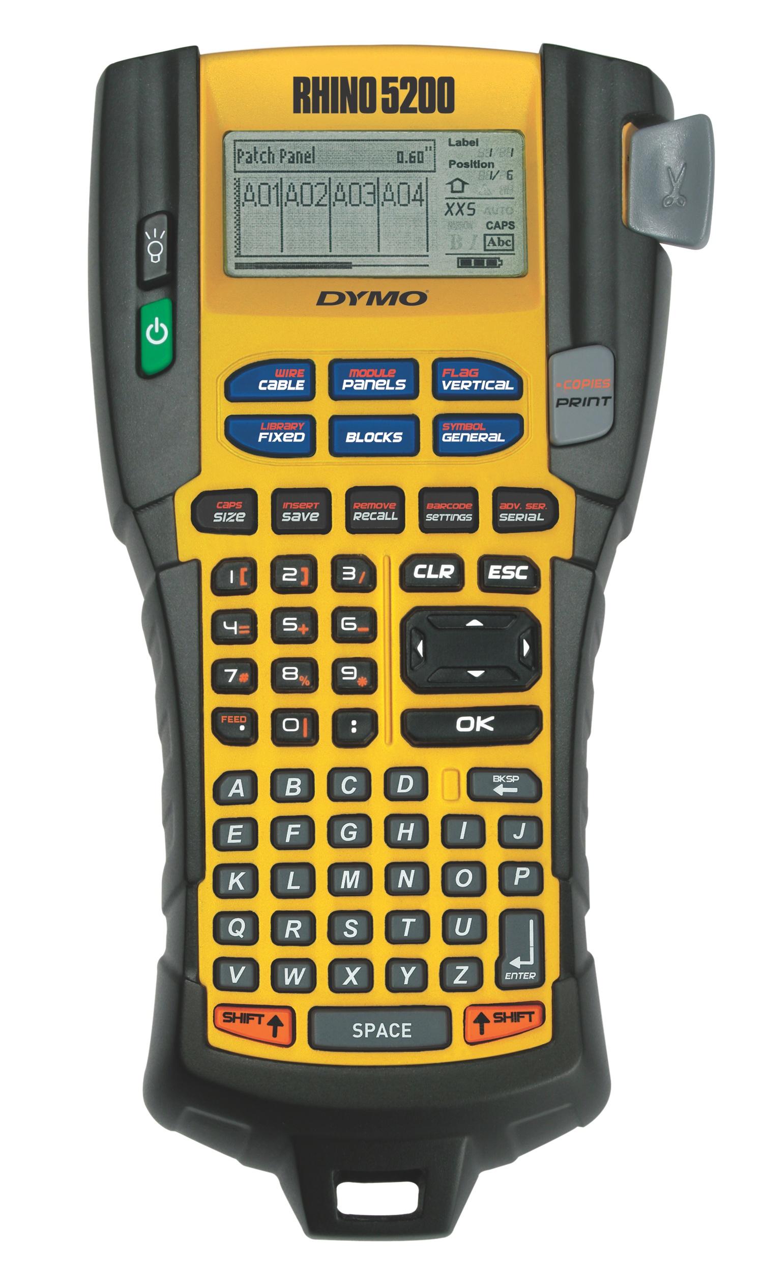 Imprimanta cabluri Rhino 5200
